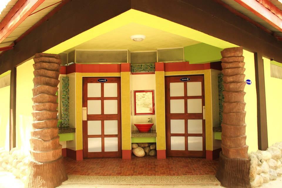 Renovation of Hilltop Adventure Comfort Room