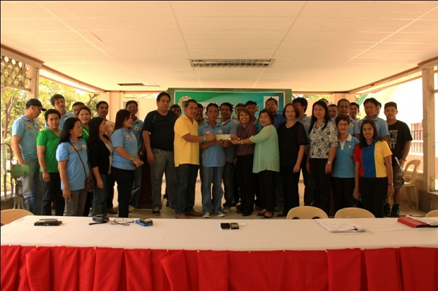 AWARDING OF DOLE INTEGRATED LIVELIHOOD (2)