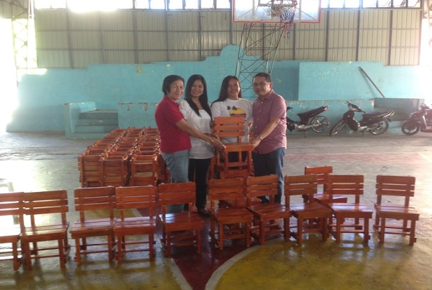 Distribution of Chairs (2)