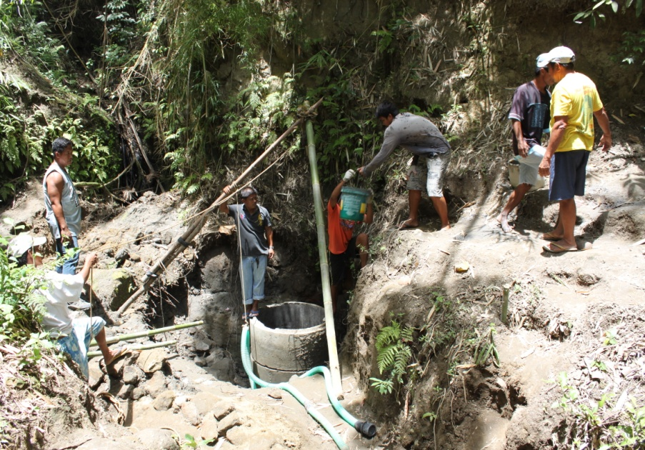 INSTALLATION OF WATER SYSTEM (3)