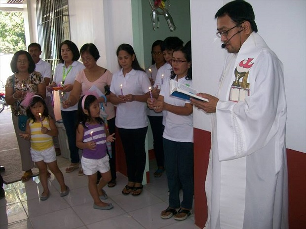 BLESSING OF BIRTHING CLINIC (1)