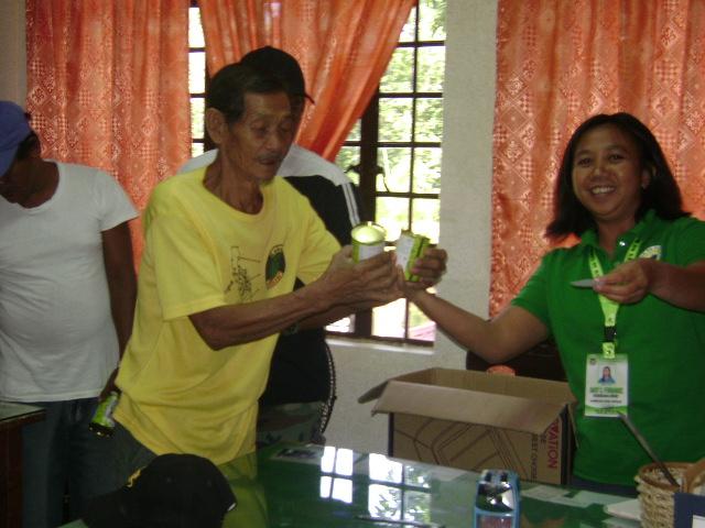 Distribution of Assorted Vegetable Seeds (1)