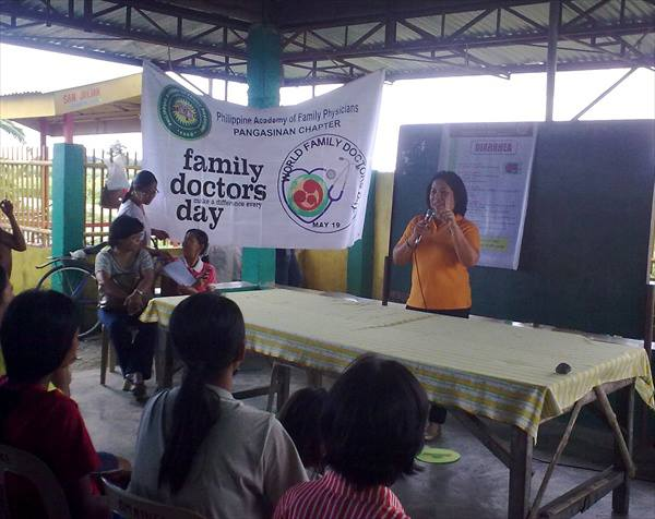 FAMILY DOCTOR'S DAY AT BRGY. SAN JULIAN (1)