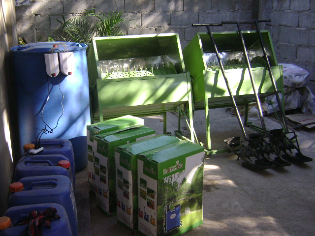 Farm Implements in Support to Organic Farming (1)