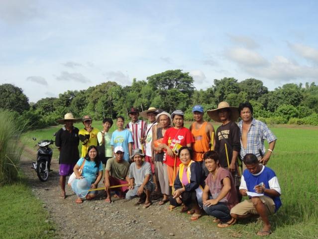 Farmer Field School on Rice-Mauban (2)