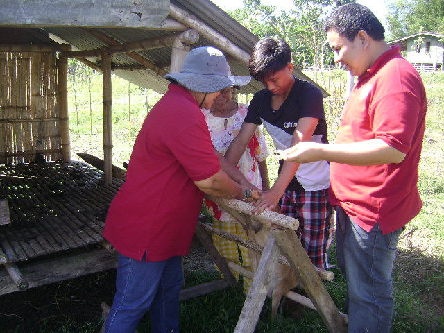 Village-Based Roll-out of Artificial Insemination Delivery System (2)