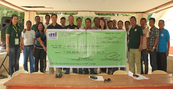 AWARDING OF BAMBOO PRODUCTION PROJECT  (6)