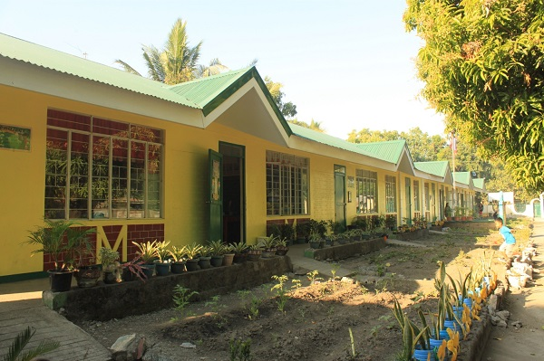 CONSTRUCTION SCHOOL CLASSROOMS AT KITA-KITA ELEMENTARY SCHOOL