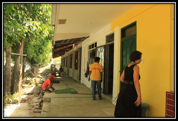 CONSTRUCTION SCHOOL CLASSROOMS AT SAN AURELIO ELEMENTARY SCHOOL (2)