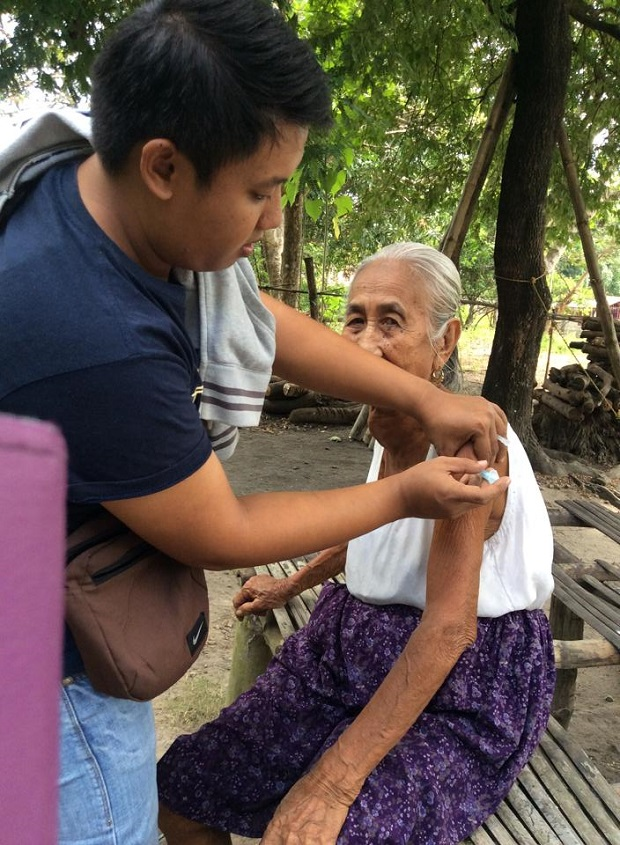 ANTI-FLU VACCINATION FOR SENIOR CITIZENS (2)