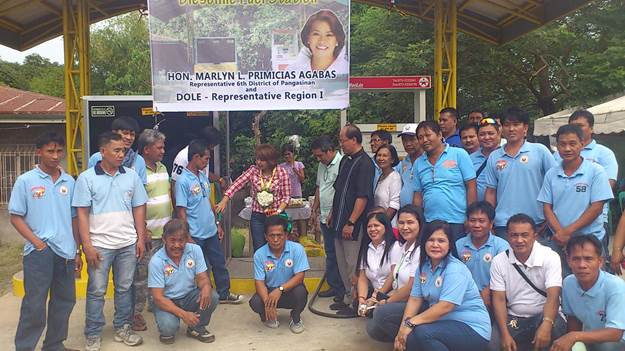 Awarding of Diesoline Fuel Station Project (3)