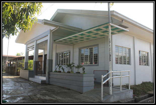 CONSTRUCTION OF HEALTH CENTER AT BRGY. ESMERALDA