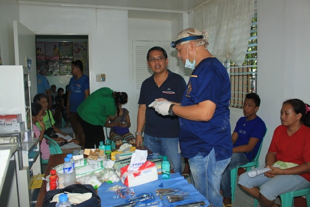 Medical Mission Binay (1)