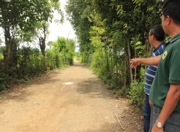 CONCRETING OF FARM TO MARKET ROAD AT BRGY. ESMERALDA ROAD (4)