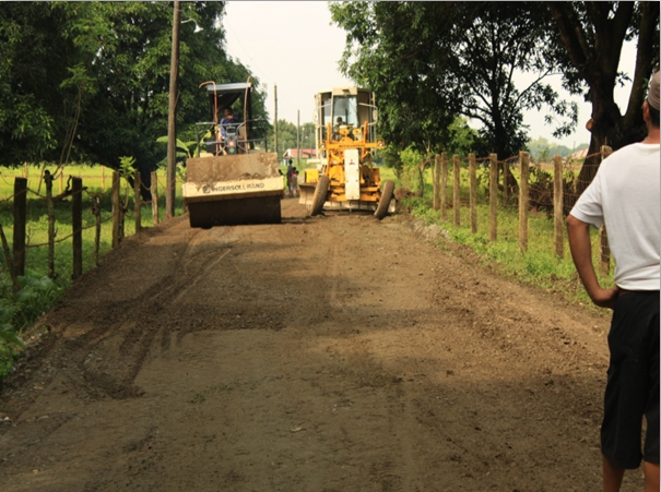 CONCRETING OF FARM TO MARKET ROAD AT BRGY. SAN MARCELINO (1)