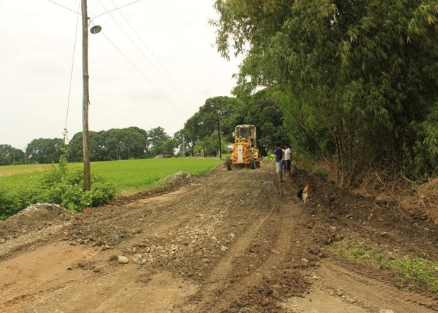 CONCRETING OF FARM TO MARKET ROAD AT BRGY. SAN MARCELINO (3)