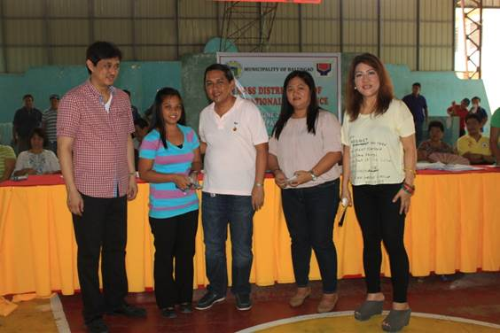 Distribution Of Educational Assistance (1)