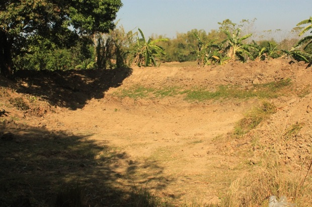Dredging of Canal And Small Farm Reservoir (2)