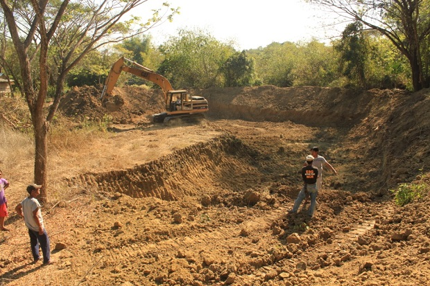 Dredging of Canal And Small Farm Reservoir (3)