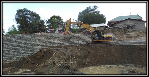 RIVER BANKS AT BRGY. RAJAL (PHASE II) (2)