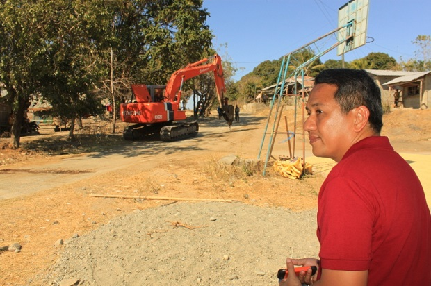 ROAD WIDENING AT BRGY. MABINI AND SAN ANDRES (1)