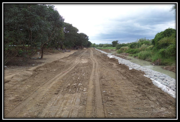 River Banks At Brgy. San Marcelino (2)