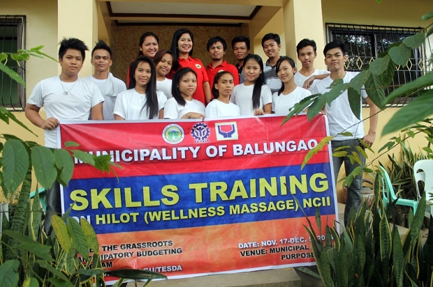 Skill Training On Hilot Wellness (1)
