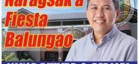 Nasagsak a Fiesta  Balungao