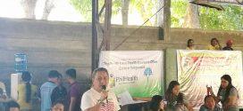 Mass distribution of ID/MDR to Pantawid