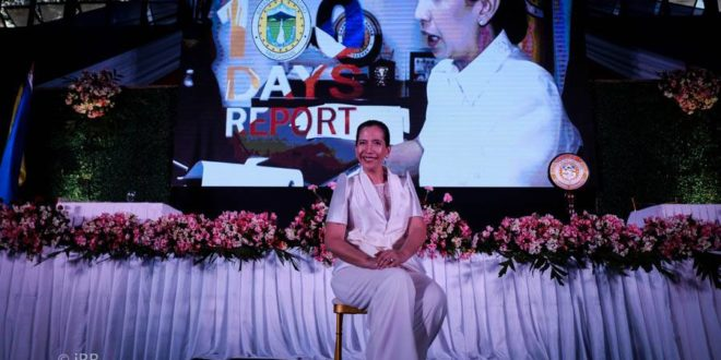 The First 100 Days Report, HON. MARIA THERESA RODRIGUEZ-PERALTA