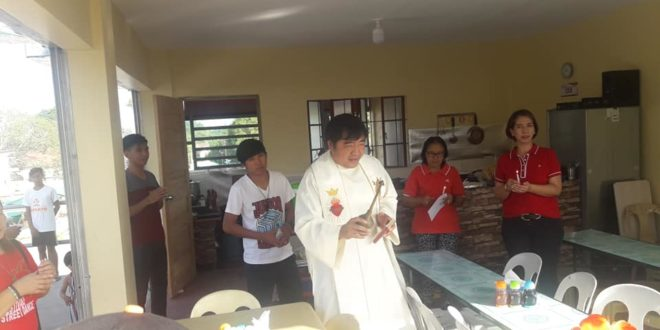 Blessing, Inauguration, Awarding and Opening 2nd Floor Phase V Market Stalls