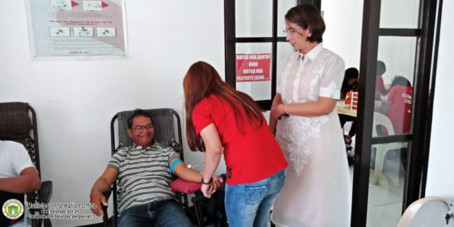 BLOOD LETTING ACTIVITY February 03, 2020