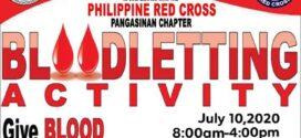 Blood Letting Activity on Friday, July 10, 2020, 8:00 am – 4:00 pm