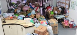 Donations are overflowing from Balungao