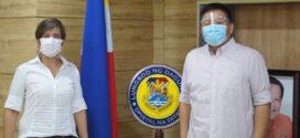 Courtesy visit to the City Mayor of Dagupan City