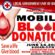 SAVE A LIFE, GIVE BLOOD June 14, 2021, 8:00 AM- 3:00 PM